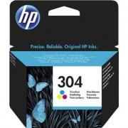 HP 304 trefärgs original bläckpatron