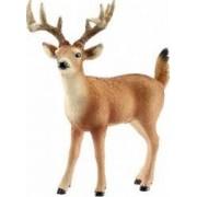 Figurina Schleich White Tailed Buck