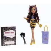 Monster High Y7670 - Muñecas Scaris Básica Clawdeen Wolf (Mattel)