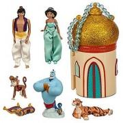 Disney Store Princess Jasmine Mini Castle Play Set Aladdin