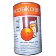Mucofalk orange 150g *