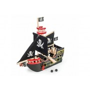 Barbarossa Wooden Pirate Ship by Le Toy Van