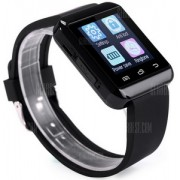 Bluetooth Smart Wrist SIM Watch U80 Mate Black