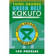 Third-Degree Green Belt Kakuro