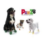 Pawz Dog tappancsvédő Bio kutyacipő XL fekete 1 pár
