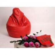 Bean Bags Clasic Rosu