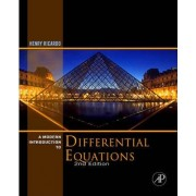 A Modern Introduction to Differential Equations by Henry J. Ricardo