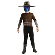 Rubies Costume Star Wars Clone Wars Value Cad Bane Costume One Color Large