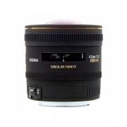Obiectiv Sigma 4.5mm f/2.8 EX DC FISHEYE circular pentru Canon