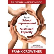 From School Improvement to Sustained Capacity by Dr. Francis Allan Crowther