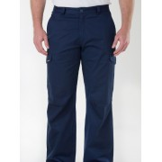 King Gee Stretch Work Pants - Navy 77R