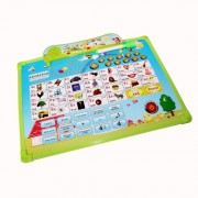 Shrisay Ventures Children Learning Slate, Alphabet Learning, Smart Learning,Memory Building, Amazing Activity, Active Actions, Kids Drawing Slate, Children's Creative Activity
