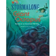 Our World Readers: Stormalong and the Giant Octopus by Tom Davison
