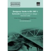 Designers' Guide to Eurocode 7: Geotechnical Design by Roger Frank