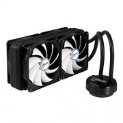 Arctic Liquid Freezer 240 High Performance CPU Water Cooler with 240mm radiator and Push-Pull 120mm PWM Fans Model ACFRE00013A