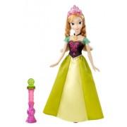 Mattel Y9963 Principesse Disney - Bambola Anna: Frozen color change