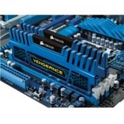 Memorie Corsair Vengeance Blue 4GB (2x2GB) DDR3 PC3-12800 CL9 1600MHz 1.5V XMP Dual Channel Kit, CMZ4GX3M2A1600C9B