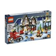 LEGO Creator 10222 - La Oficina de Correos del Pueblo en Navidad