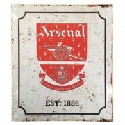 Cedule Arsenal FC Logo Retro
