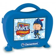 Clementoni 40652 - Mike The Knight Baby Cubes, 6 Pezzi