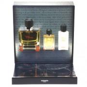 Hermes Terre D Hermes Parfum, Parfém 75ml + 40ml balzám po holení + 12,5ml parfém