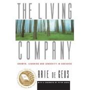 Living Company by Arie P. De Geus