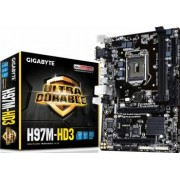 Placa de baza Gigabyte H97M-HD3 DDR3 Socket 1150 rev. 1.1