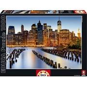 Puzzles Educa - Puzzle Ciudad De Los Rascacielos, 1000 piezas (16290)