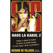 Haos La Kabul 2 - Gerard De Villiers
