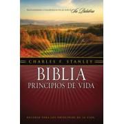 Biblia Principios de Vida Charles F. Stanley-RV 1960 = Charles F. Stanley Life Principles Bible-RV 1960