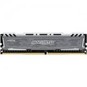 Памет Crucial DRAM 4GB DDR4 2400 MT/s (PC4-19200) CL16 SR x8 Unbuffered DIMM 288pin Ballistix Sport LT DDR4 1.2V, BLS4G4D240FSB