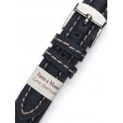 Curea de ceas Morellato A01U3885A62019CR20 blaues Uhren20mm