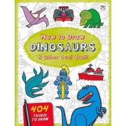 How to Draw Dinosaurs & Other Cool Stuff by Nat Lambert