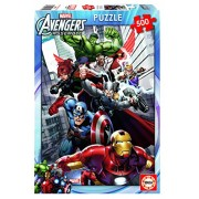 Puzzles Educa - Avengers, 500 piezas (15772)