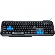 Tastatura Dragon War gaming Desert Eagle GK-001 Black