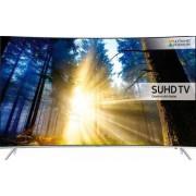 Televizor LED 109 cm Samsung 43KS7502 4K UHD Smart TV Curbat