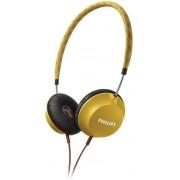 Casti Stereo Philips SHL5100YL (Galben)