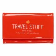 Happy Jackson Travel Stuff Document Wallet
