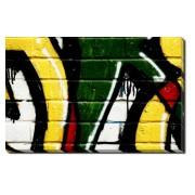 Tablou Canvas Graffiti 2