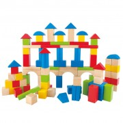 Hape Build Up & Away Blocks E0427
