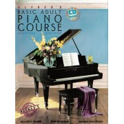 Alfred's Basic Adult Piano Course Lesson Book, Level 3 [With CD (Audio)]