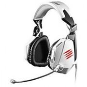 Mad Catz MCB434020001/02/1 F.R.E.Q. 7 Surround Sound Gaming Headset for Pc - White