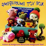 Amigurumi Toy Box by Ana Paula Rimoli