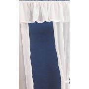 Jégvarázs fehér voila kész függöny/017/Cikkszám:0710263