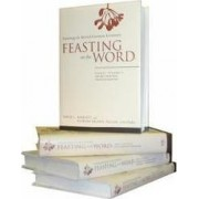 Feasting on the Word, Year C, 4-Volume Set by David L. Bartlett