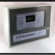 CCO 222 szén-monoxid érzékelő központ