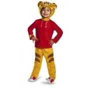 Disguise Daniel Tigers Neighborhood Daniel Tiger Classic Toddler Costume, Small/2T