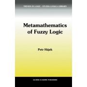 Metamathematics of Fuzzy Logic by Petr Hajek
