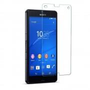 Sony Xperia Z3 Compact - Display Tempered Glass Screenprotector - Krasbestendige Glazen Screen Protector - Merk GSMWise