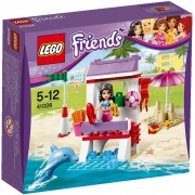 LEGO Friends Emma's Reddingspost - 41028